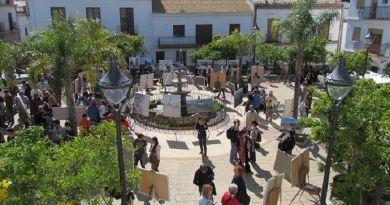 Colmenar convoca el XV Certamen de Pintura al Aire que tendrá lugar el próximo uno de mayo