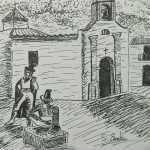 Leyendas de Algarrobo: El robo de San Sebastián #PaseandoporlaAxarquía