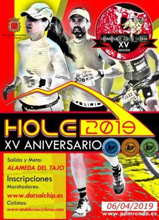 HOLE 2019, homenaje a la legión, Ronda