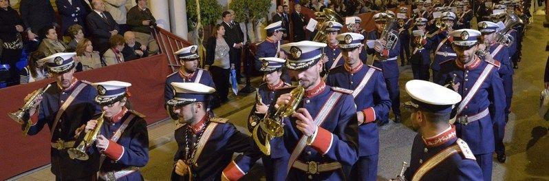 Este viernes: Concierto solidario de la banda de cornetas y tambores de EMMA @ Iglesia Santa María de Jesús
