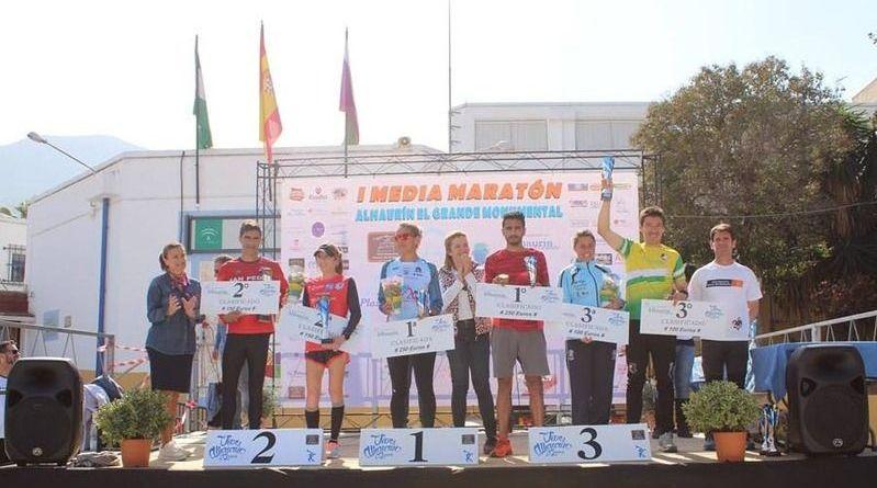 media maraton alhaurin el grande