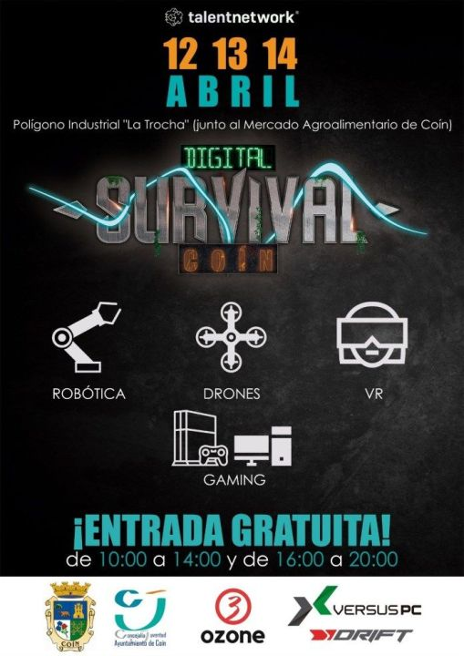 survival digital experience, coin