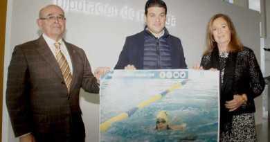 Más de 1.500 nadadores participarán en la nueva temporada del Circuito Provincial de Natación de Invierno