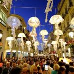La Noche en Blanco en Málaga