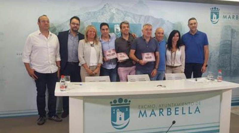 ganadores por sus tapas ganadoras del I Ruta de la Tapa de Expertos Cerveceros de Marbella