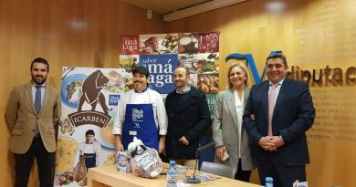 La Diputación de Málaga impulsa el consumo de cárnicos de la provincia con la publicación de un recetario interactivo