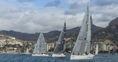 málaga sailing cup, deportes
