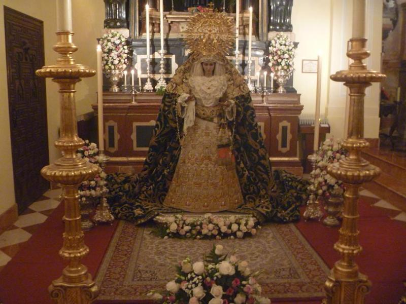 procesiones de malaga, lunes santo