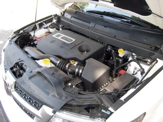 En España el propulsor diésel de dos litros y 140 CV con cambio manual es el más comercializado.