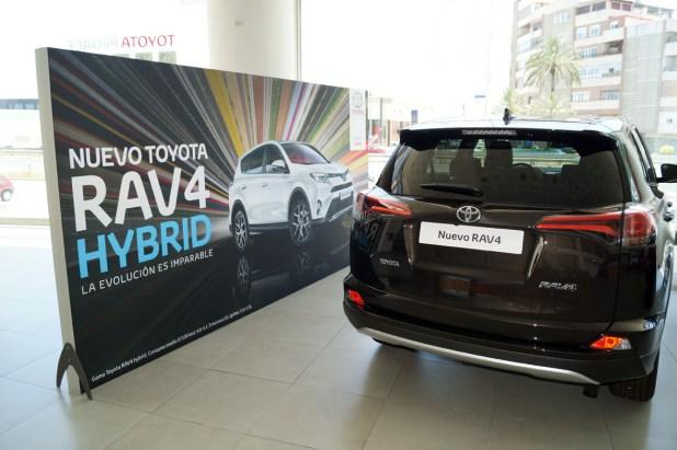 Instalaciones Toyota Cumaca en Málaga