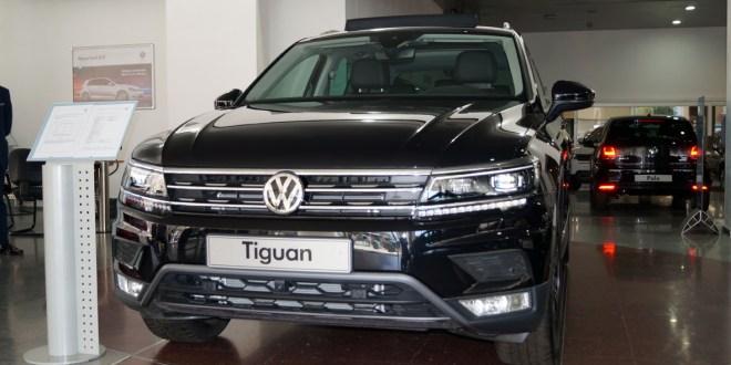Nuevo Volkswagen Tiguan en Málaga Wagen