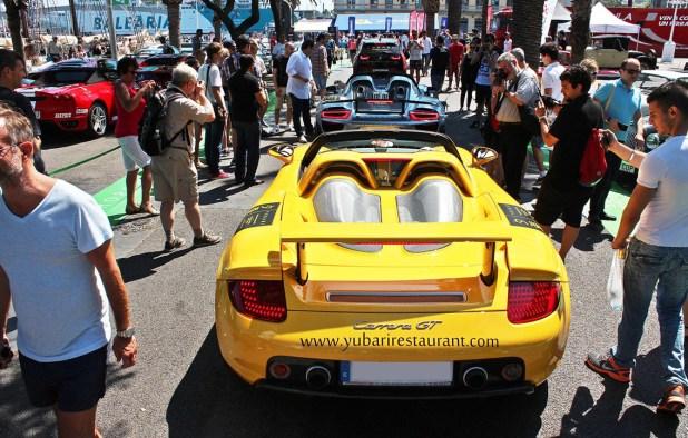Porsche Carrera GT Barcelona Motordays