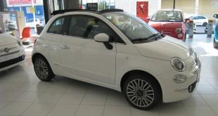 Fiat 500C Torino Motor
