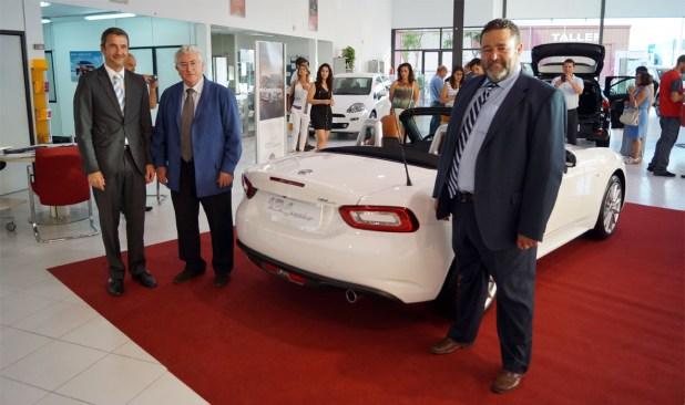 Fiat Torino presentación de la gama
