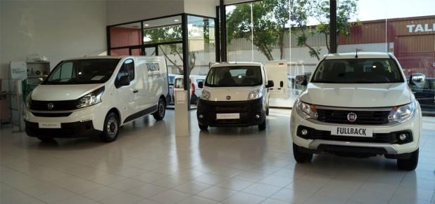 Fiat Torino presentación gama comerciales