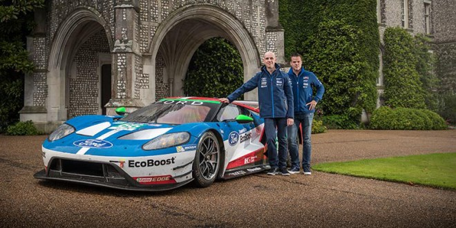 Ford GT Le Mans Y Goodwood