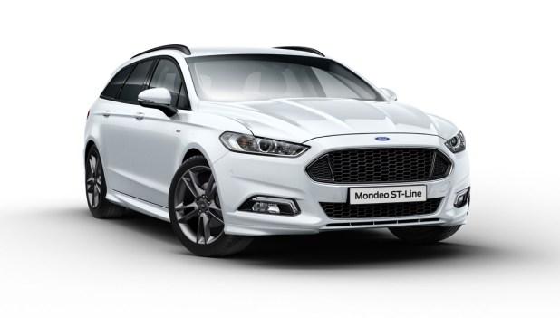 Ford Modelo ST Line