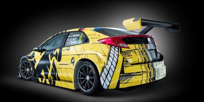 Honda Civic WTCC Goodwood