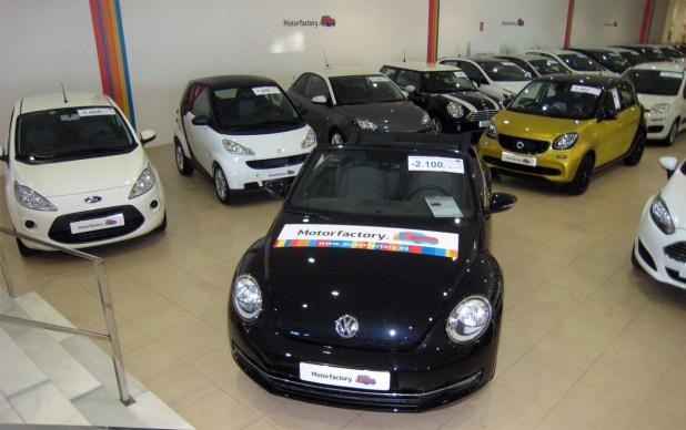 Motor Factory Exposición