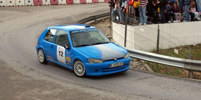Rally Subida Colmenar Previo