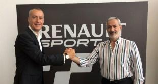 Renault Tahermo Coche Oficial Maraton de Málaga