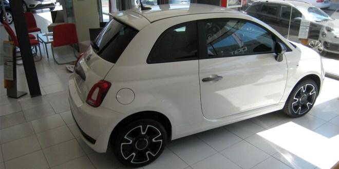 Fiat 500S en Torino Motor