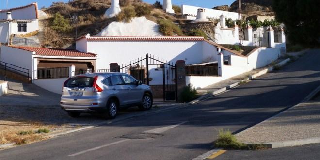 Honda CR-V en Cuevas La Ermita