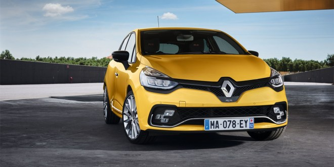 Nuevo Renault Clio RS