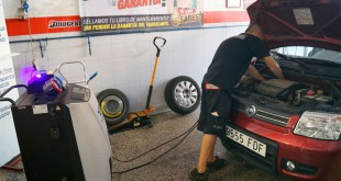 Revisión Aire Acondicionado La Boutique del Neumático