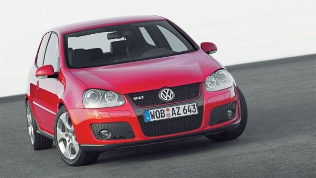 Volkswagen Golf MK V