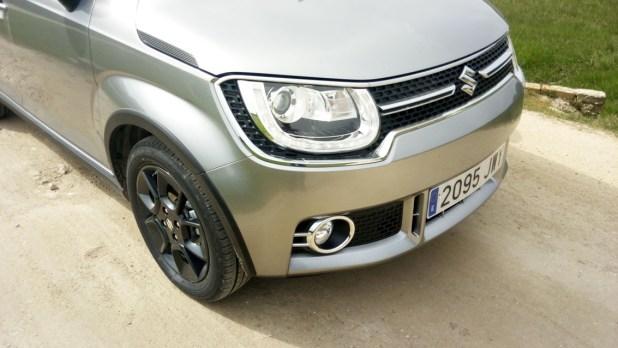Frontal Suzuki Ignis
