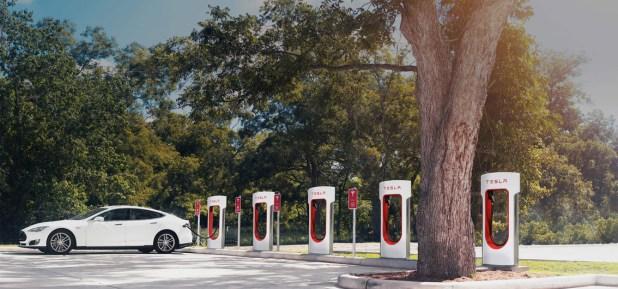 Tesla Supercargador