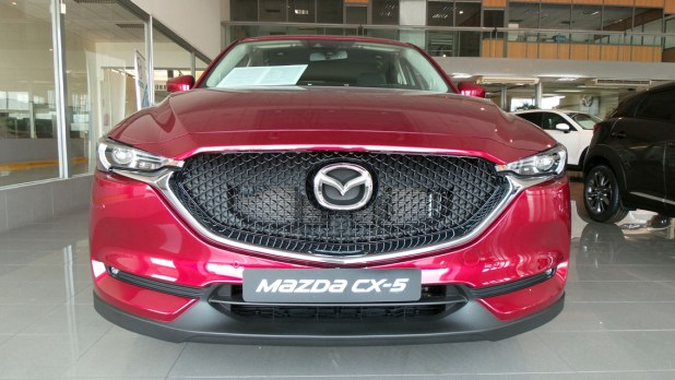 Nuevo Mazda CX-5 Exterior