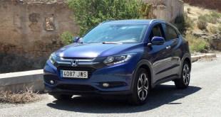 HR-V, el SUV compacto de Honda para la aventura y el día a día