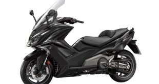 El nuevo scooter Kymco AK 550 estará a la venta en septiembre