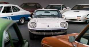Mazda Cosmo Sport con motor rotativo