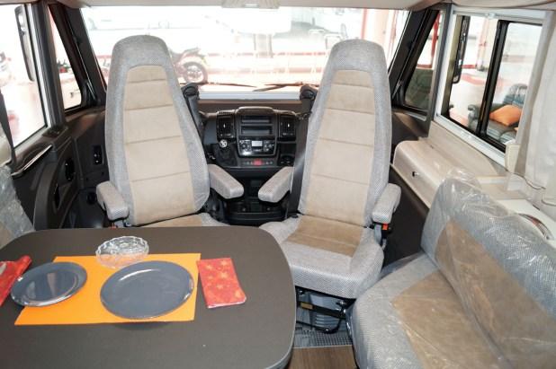 Autocaravana Laika Motorhome Ecovip 709