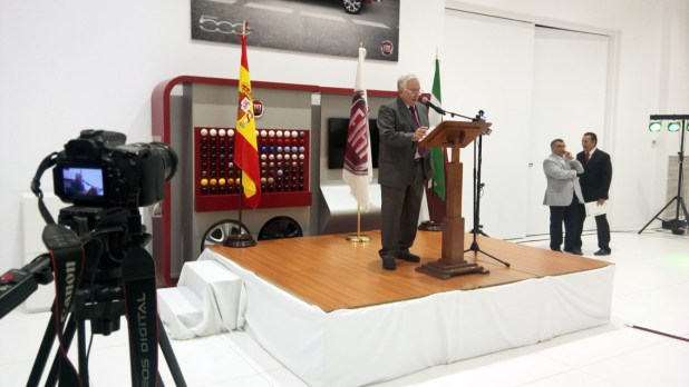 José Macías Fiat Torino Motor