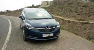 Opel Zafira Tourer, un vehículo para disfrutar con la familia