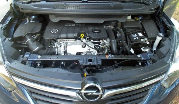 Motor Opel Zafira Tourer