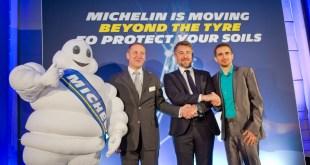 Michelin se convierte en líder en el control de la presión de los neumáticos