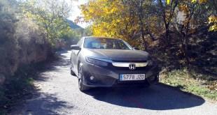 Nuevo Honda Civic, una berlina con prestaciones deportivas y alto nivel de equipamiento