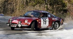 Barcelona acogerá la salida del Rallye Monte Carlo Histórico 2018