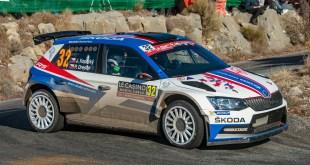 En el Rally de Montecarlo Skoda se impone en la categoría WRC 2 con Fabia R5