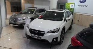 Subaru Automóviles Nieto recibe la segunda generación del XV
