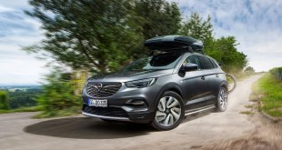 El Opel Grandland X presenta su línea de accesorios