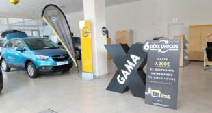 Los Seis Días Únicos de Opel Gálvez Motor con hasta 7.000 euros de descuento