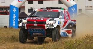 Martins y Marques se imponen en la II Baja TT Dehesa de Extremadura