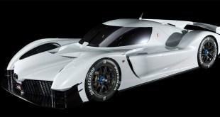 El Toyota GR Super Sport Concept llega a las 24 Horas de Le Mans