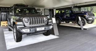 Austria acoge el Jeep Camp 2018 con más de 1000 participantes